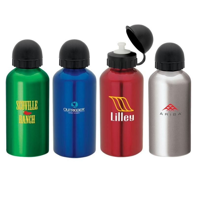 Cylindrical Drink Bottles