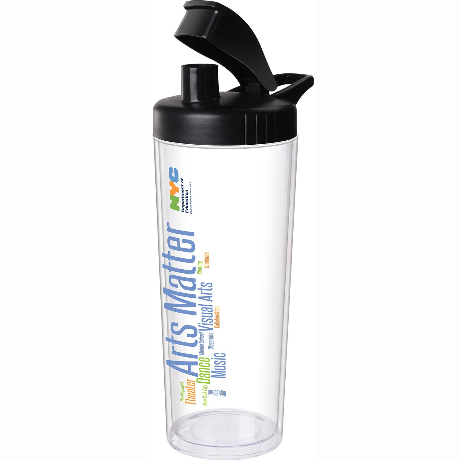 20 Oz. ThermalSport Water Bottle (Screen Printed)