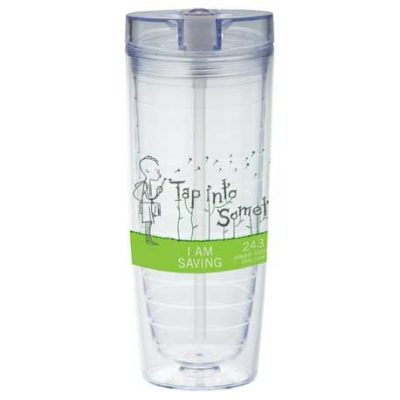 Hot & Cold Flip n Sip Vortex Tumbler 20oz