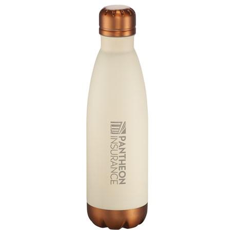 Cutter & Buck® Bainbridge Copper Vac Bottle 17oz
