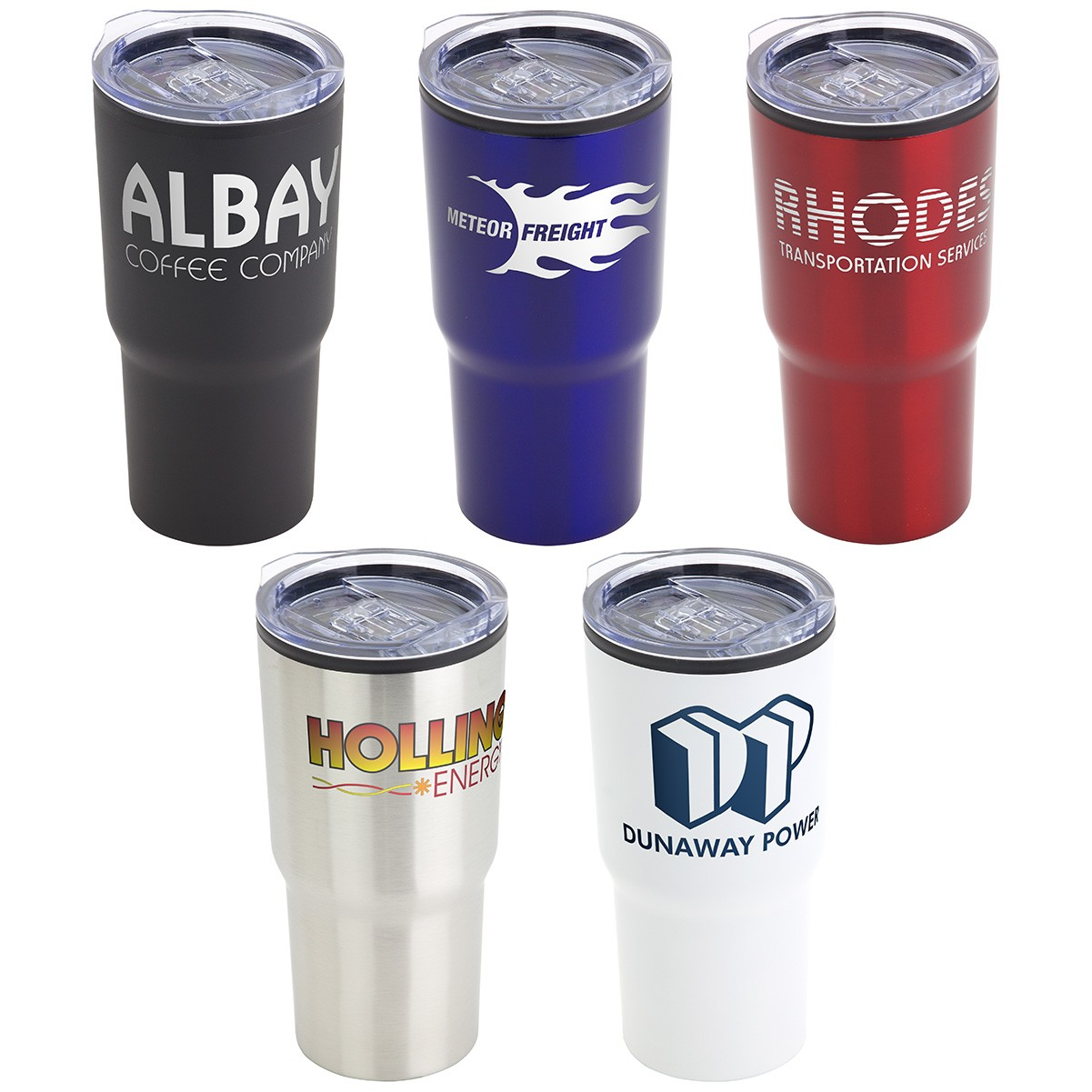 Odyssey 20 oz Stainless Steel /Polypropylene Travel Tumbler