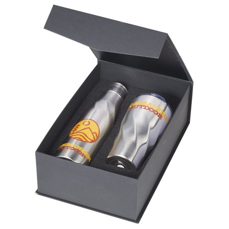 Hugo Copper Vacuum Gift Set