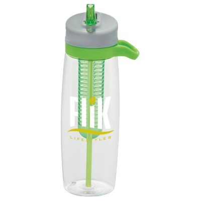 Mega Fuse BPA Free Infuser Tritan™ Bottle 32oz