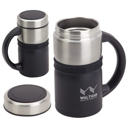 Master 17 oz Insulated Mug with TempSeal Technology