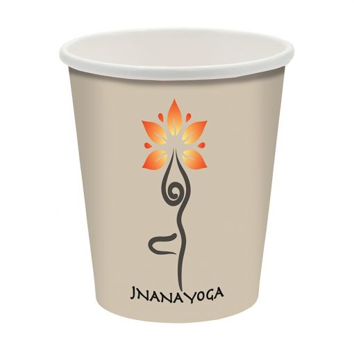 Prka 8 oz. Single Wall Drinking Paper Cup
