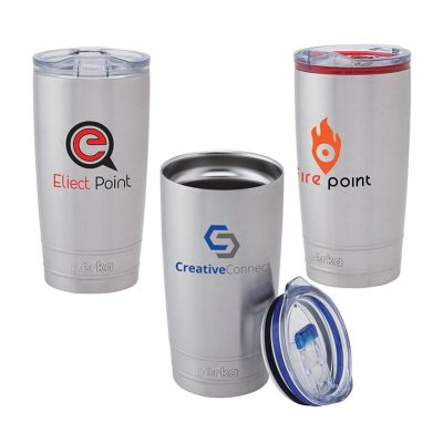 Searing 20 oz. Prka Stainless Steel Tumbler