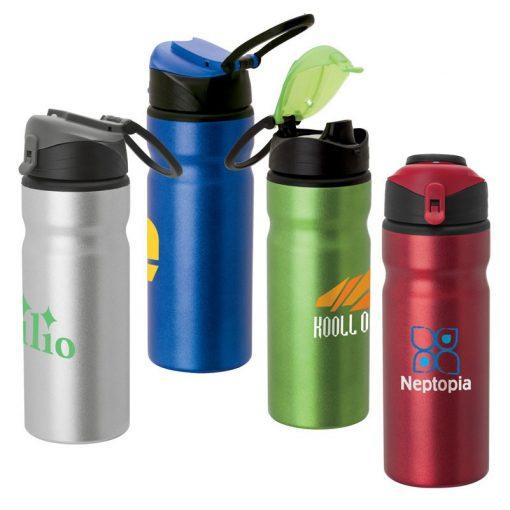 Quest 24 oz. Aluminum Water Bottle