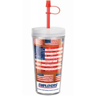 16 Oz. Profile Tumbler - Made in the USA
