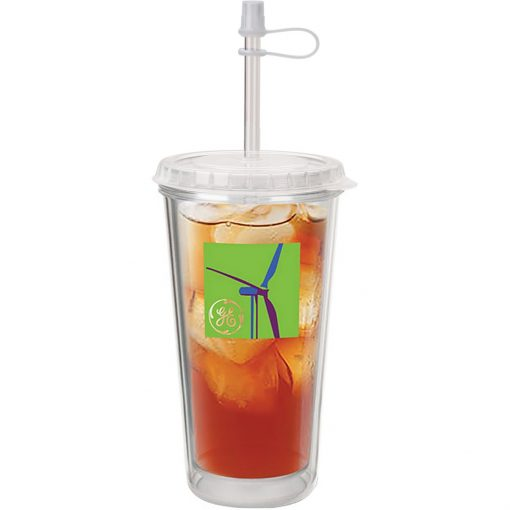 16 Oz. Take-Out Tumbler - Made in the USA