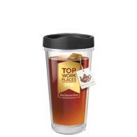 16 Oz. ThermalClear Tumbler - Made in the USA
