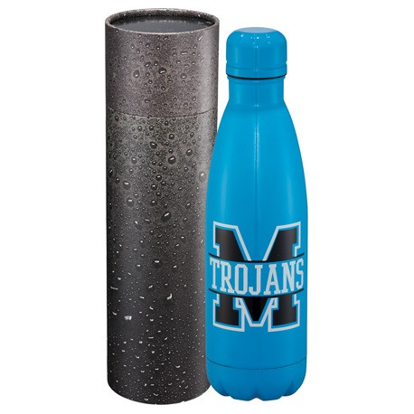 Copper Vac Bottle 17oz With Cylindrical Box