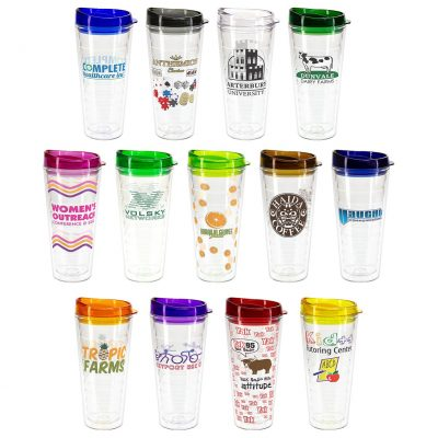 22 Oz. Seabreeze Tritan® Tumbler with Translucent Lid