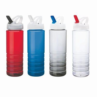 Malibu 26 oz. PET Bottle with Flip Spout
