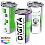 18 oz. Full-Color Wrap Auto Tumbler