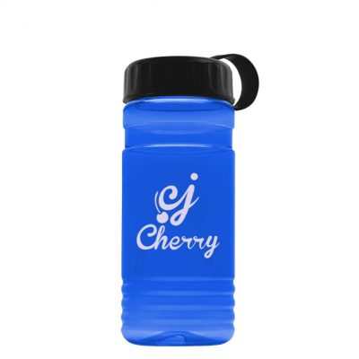 20 oz. Tritan Sports Bottle - Tethered Lid