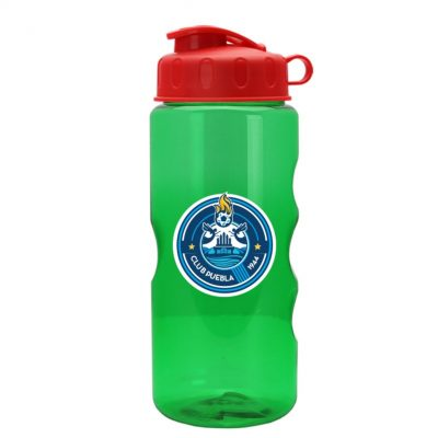 22 oz. Tritan Bottle - Flip Lid - digital imprint