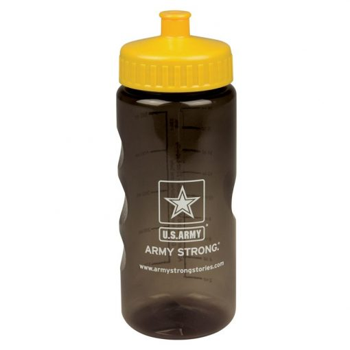 22 oz. Tritan Mini Mountain Sports Bottle - Push Pull Lid