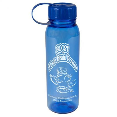 24 oz. Outdoorsman Sports Bottle - Tethered Lid