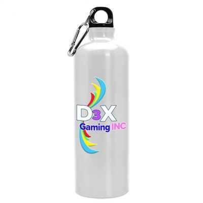 25 oz Digital Aluminum Sport Bottle