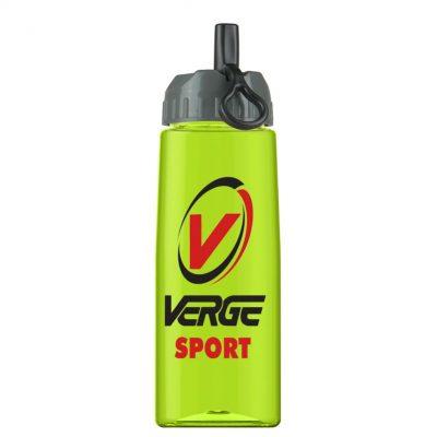 26 oz Tritan Flair Sports Bottle - Flip Ring Lid
