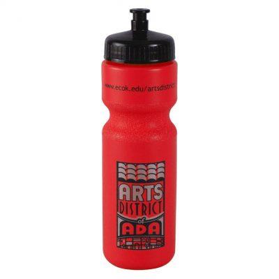 Journey 28 oz. Bike Sports Bottle - Push Pull Cap (Colors)