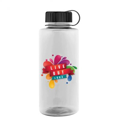 Mountaineer - 36 oz. Tritan Bottle - digital imprint