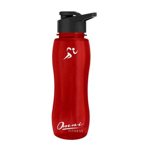 Slim Grip - 25 oz. Tritan Bottle - Drink-thru Lid