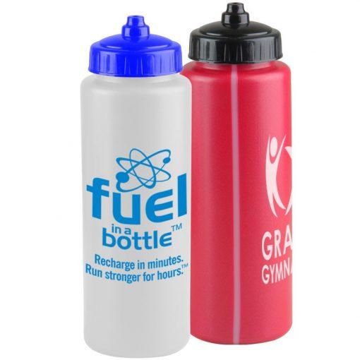 The Sports Quart - 32 oz. Sports Bottle - Valve Lid
