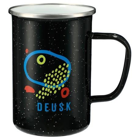 Speckled Enamel Metal Mug 22oz