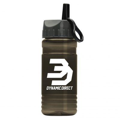 20 oz. Tritan Sports Bottle - Ring Straw Lid