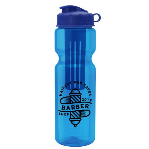 28 oz. Infuser Bottle with Flip Lid