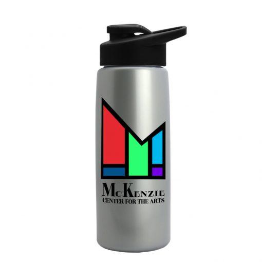 Digital Metalike Flair Bottle - Snap Lid