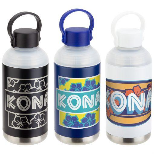 Kona 17 oz Stainless Steel Vacuum Insulated Bottle