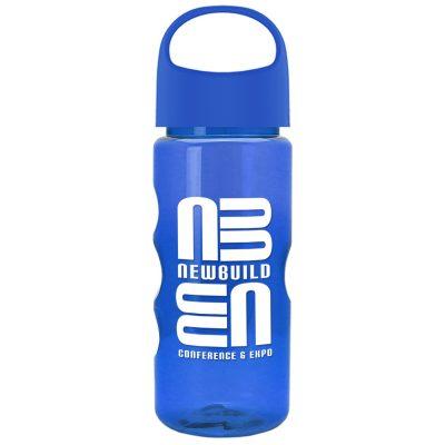 Mini Mountain -22oz Tritan Bottle With Oval Crest Lid
