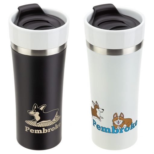 Pembroke 13 oz Ceramic + Stainless Steel Tumbler