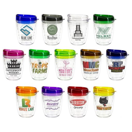 Riverside 12 oz Tritan™ Tumbler with Translucent Lid
