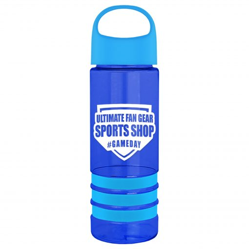 Sergeant Stripe 2 - 24 oz. Tritan Bottle with Oval Crest Lid