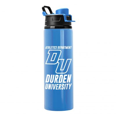 The Ace - 27 oz. Sports Bottle With Drink Thru Lid