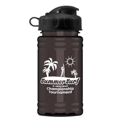 UpCycle - Mini 16 oz. rPet Sports Bottle with Flip Lid