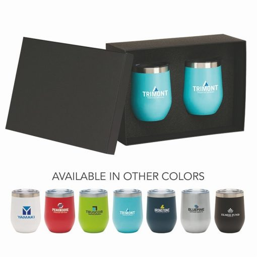 Aria II Two-Piece Wine Tumbler Gift Set