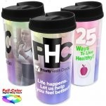 20 oz. Full-Color Wrap Tumbler - Auto Lid