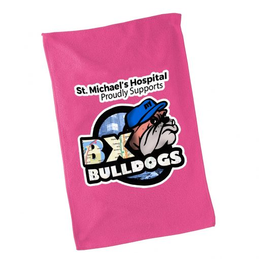 Micro-fiber Rally Towel - Colors - Digital