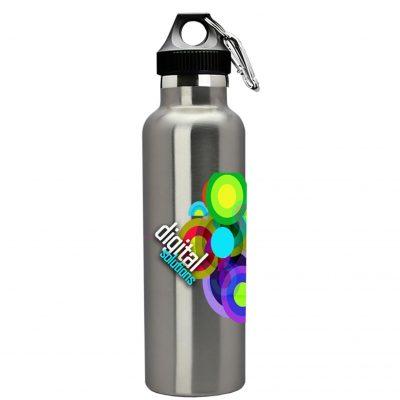 The Appalachian - 26 Oz. Digital Stainless Steel Vacuum Sport Bottle