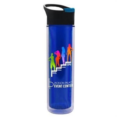 The Chiller 16 oz. Double Wall Insulated with Pop-up Sip Lid Digital