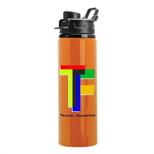 The Karma Bottle - 18 oz. Vacuum Sports Bottles - Digital