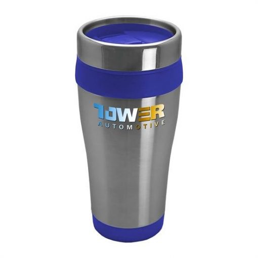 The Venture - 14 oz. Stainless Steel Auto Tumbler - Digital