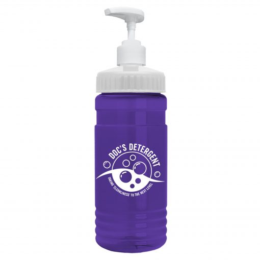 20 oz. Transparent Spray Bottle