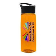 26 oz Tritan Flair Bottle with Pop-up Sip Lid - Digital
