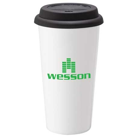 Mega Double-Wall Ceramic Tumbler 15oz