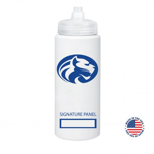 32 Oz. Sport Bottle with No-Touch